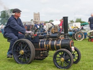 model steam road vehicle society