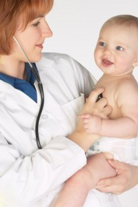 Baby-and-Doctor