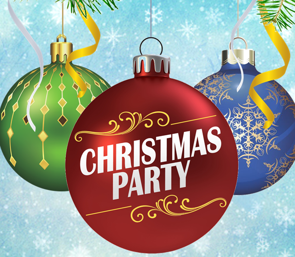 Group Games For Christmas Party: Community Christmas Party